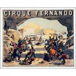 CIRQUE:FERNANDO-VINTAGE...