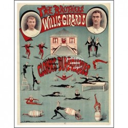 CIRQUE:THE BROTHERS WILLIS...