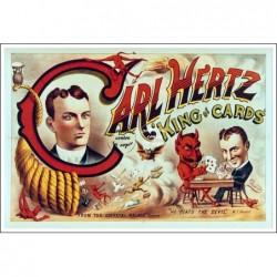 CIRQUE:CARL HERTZ KING...