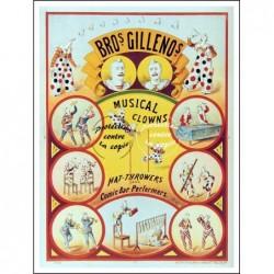 CIRQUE:BROs GILLENOs...