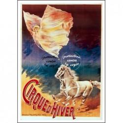 CIRQUE:CIRQUE D'HIVER...