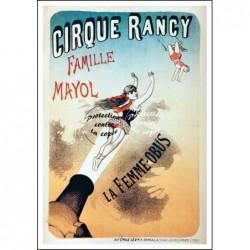 CIRQUE:CIRQUE RANCY FAMILLE...