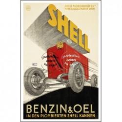 AUTO:HUILE BENZIN OEL...