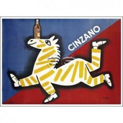 PUB:APéRITIF CINZANO...