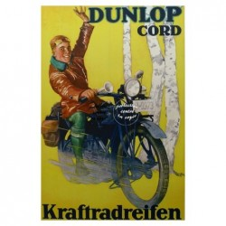 MOTO:DUNLOP CORD...