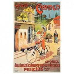 VéLO/CYCLES:CARMEN...