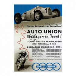 AUTO:1937 AUTO UNION...