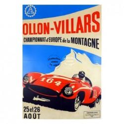 AUTO:COURSE OLLON VILLARS...