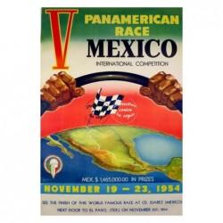 AUTO:1954 PANAMERICANA...