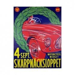 AUTO:SKARPNÄCKSLOPPET-REPRO...