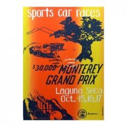 AUTO:GRAND PRIX MONTEREY...