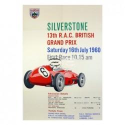AUTO:1960 SILVERSTONE...