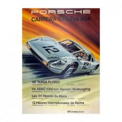 AUTO:PORSCHE CARRERA GTS...