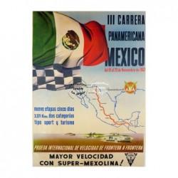 AUTO:1952 PANAMERICANA...