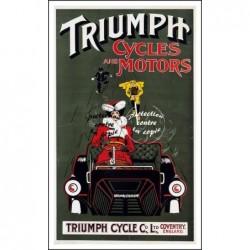 VéLO/CYCLES:TRIUMPH...