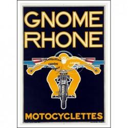 MOTO:GNOME RHONE...