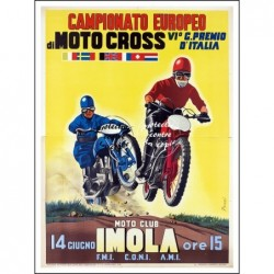 MOTO:IMOLA CAMPIONATO...
