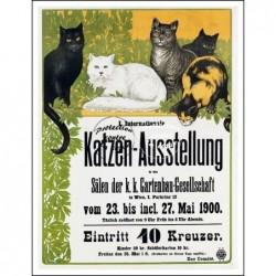 FêTE:1900 EXPO CHATS KATZEN...