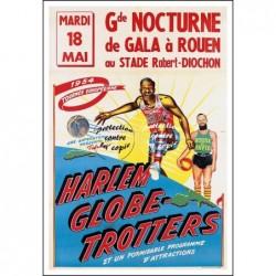 SPORT:1954 HARLEM GLOBE...