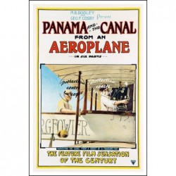 AVIATION:AéROPLANE CANAL...