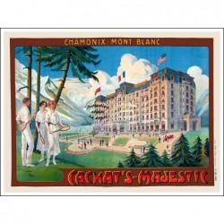 TOURISME:HOTEL CACHAT'S...