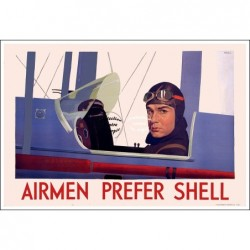 AVIATION:AIRMEN SHELL...