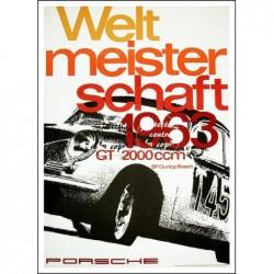 AUTO:1963 PORSCHE GT 2000...