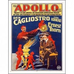 MAGIE:APOLLO der CAGLIOSTRO...