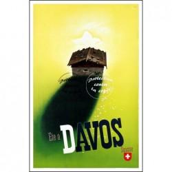 TOURISME:DAVOS SUISSE...