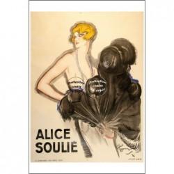 SPECTACLE:Alice SOULIé...