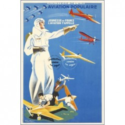 AVIATION:POPULAIRE...