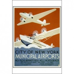 AVIATION:CITY of NEW YORK...