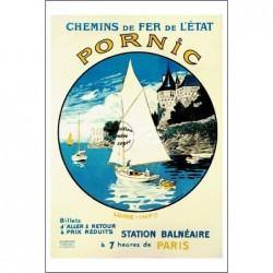 TOURISME:PORNIC LOIRE...