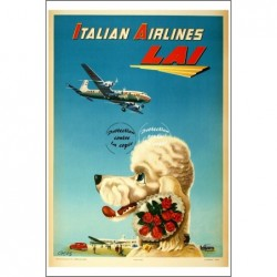 AVIATION:ITALIAN AIRLINES...