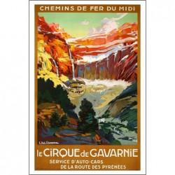 TOURISME:CIRQUE de GAVARNIE...