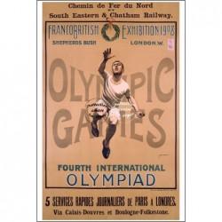 SPORT:1908 OLYMPIAD FRANCO...