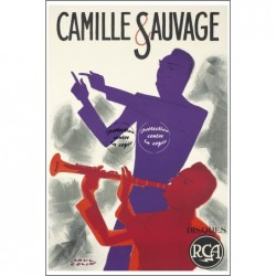SPECTACLE:Camille SAUVAGE...