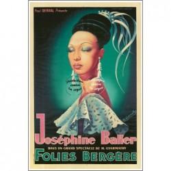 SPECTACLE:Joséphine BAKER...