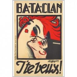 SPECTACLE:BATACLAN J'TE...