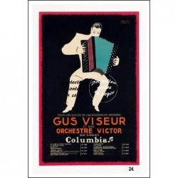 SPECTACLE:Gus VISEUR...