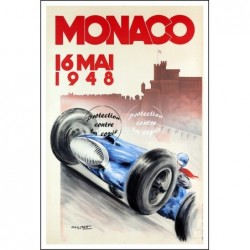 AUTO:1948 PRIX MONACO...