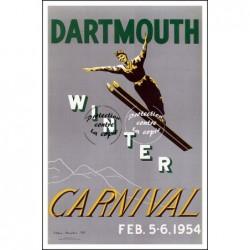 SPORT:1954 WINTER CARNIVAL...