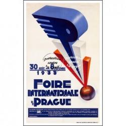 FêTE:1935 FOIRE de PRAGUE...