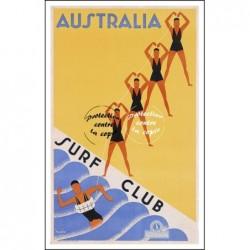 SPORT:AUSTRALIA SURF CLUB...
