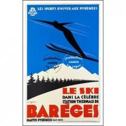 TOURISME:STATION de BARèGES...