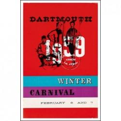 SPORT:1959 WINTER CARNIVAL...