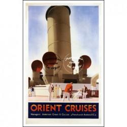 BATEAU:ORIENT CRUISES...