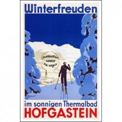 TOURISME:SKI HOFGASTEIN...