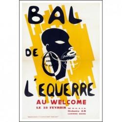 SPECTACLE:BAL de L'éQUERRE...