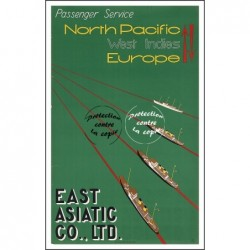 BATEAU:EAST ASIATIC CO LTD...
